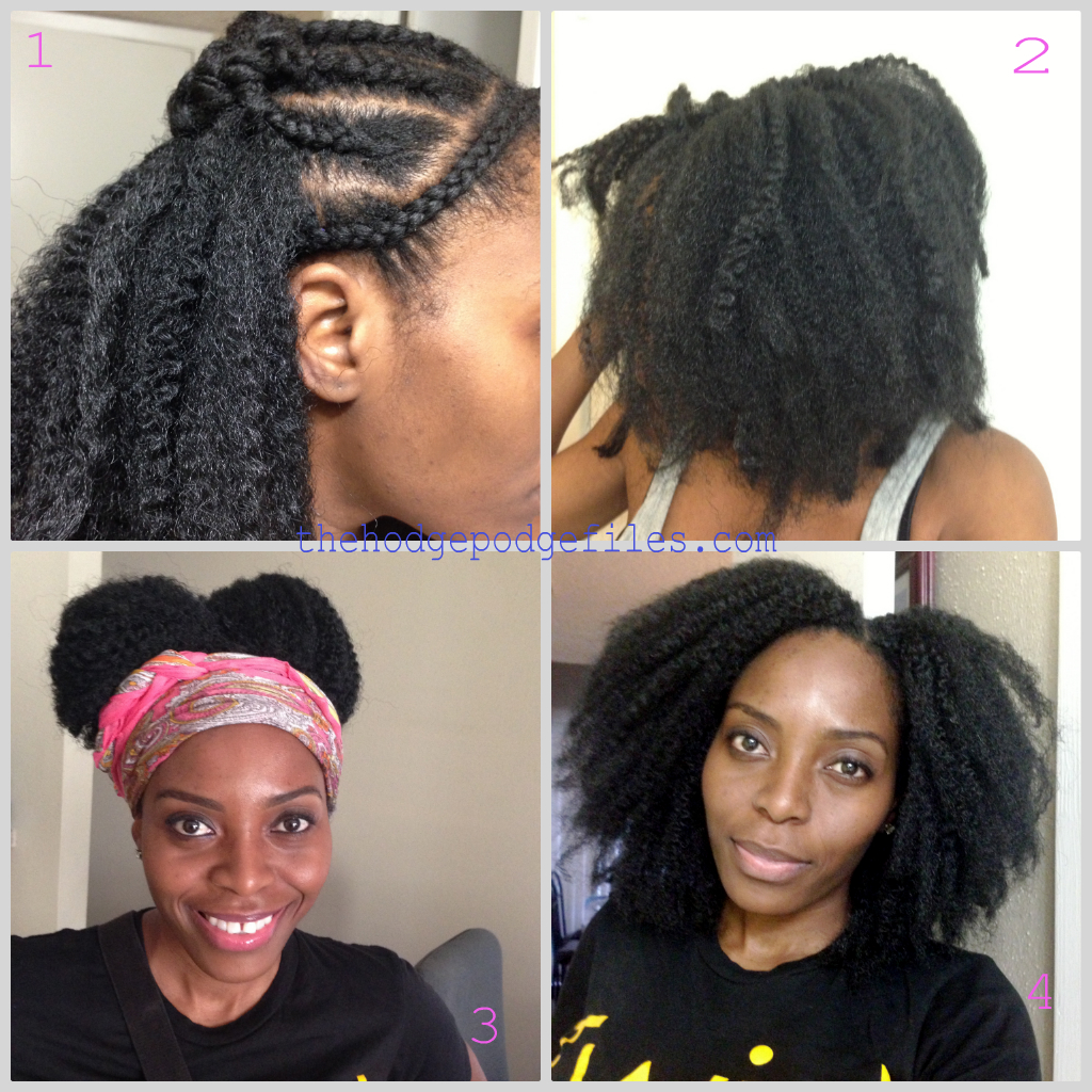 Marley Hair Crochet Braids Styles : Crochet-Braids-with-Marley-hair-fail - VeePeeJay
