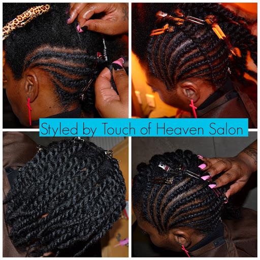 Natural Hair Stylist In Humble