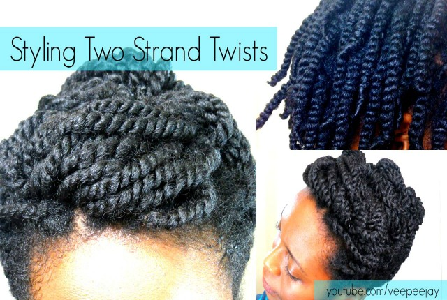 how to style Mini Twists
