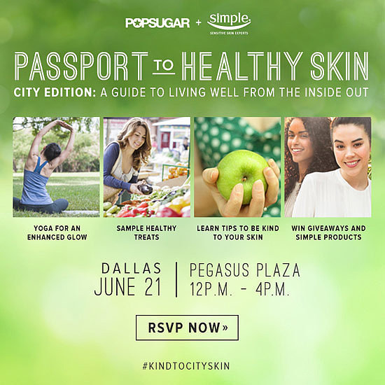 Simple Skin Care Kind To City Skin Dallas Event