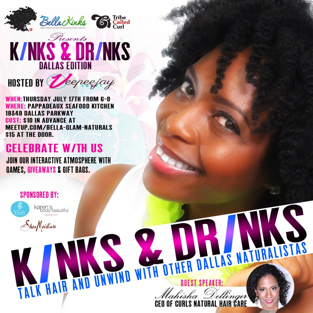 Kinks and drinks Dallas Edition