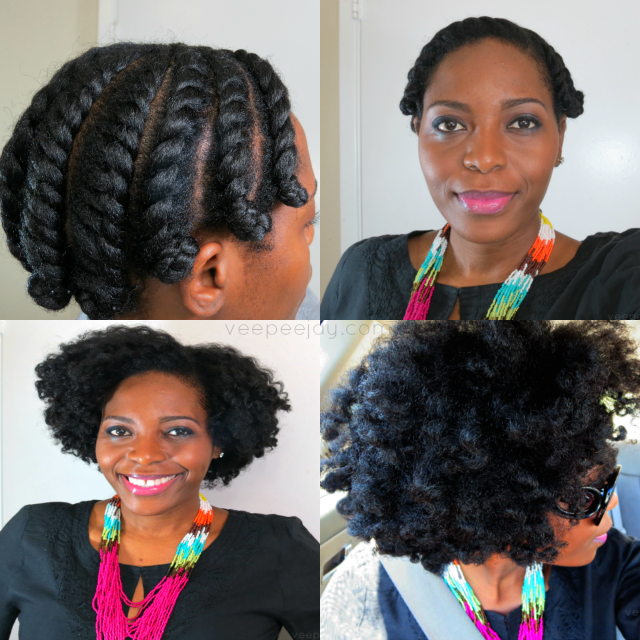 Flat Twist Out Using Bask Amp Bloom Essentials Veepeejay