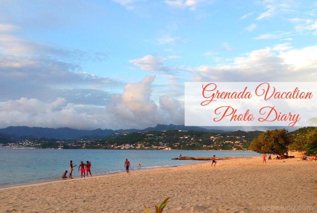Grenada Vacation Photo Diary