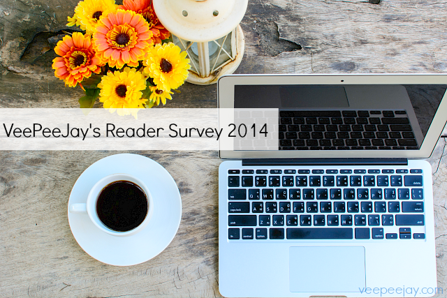 Blog Reader Survey 2014