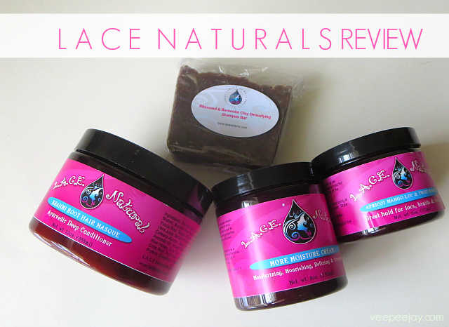 Lace Naturals Product Review