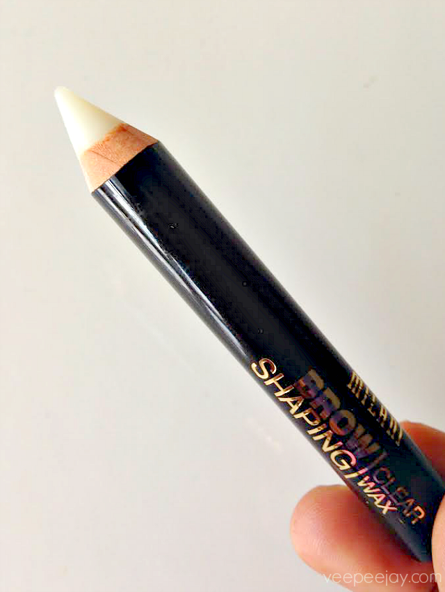 Milani Brow Shaping Clear Wax