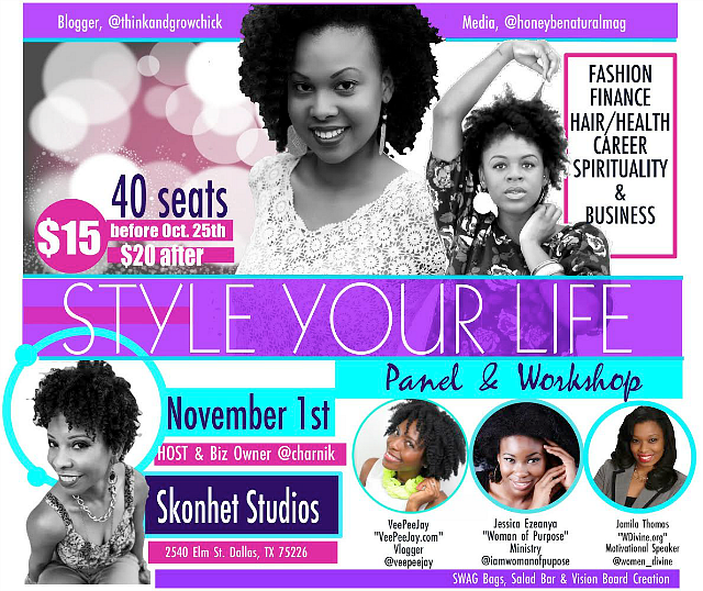Style Your Life Dallas Event