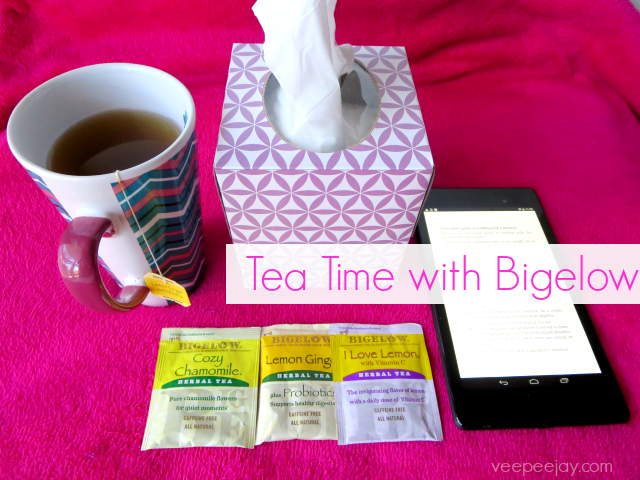 Tea Time with Bigelow #AmericasTea #shop #Cbias