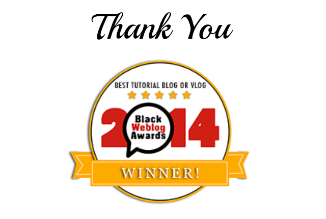 Black Weblog Awards Winner