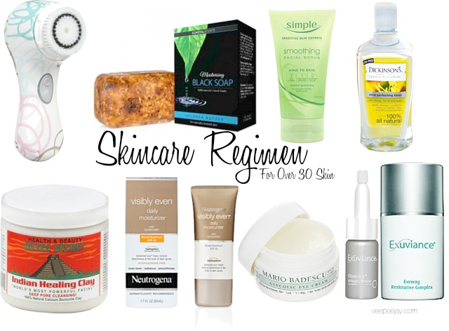 skin care for healthy skin