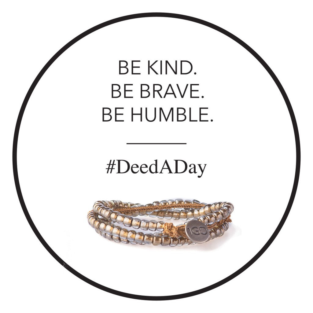 #DeedADay | 100 Good Deeds