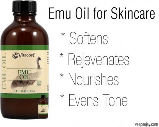 Emu Oil Skin Care