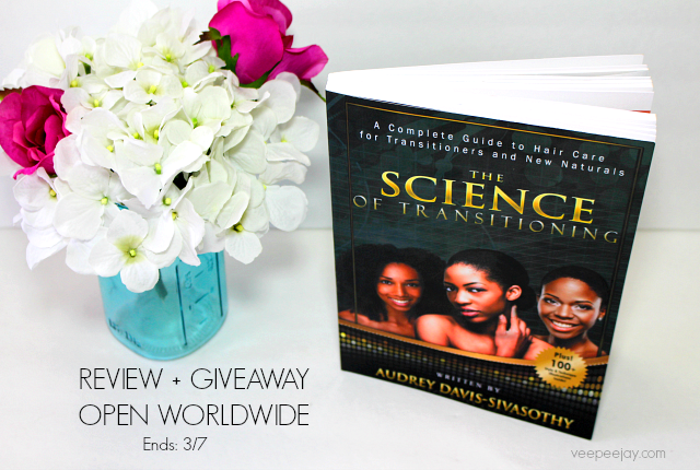 The Science of Transitioning to Natural Hair | Review + Giveaway