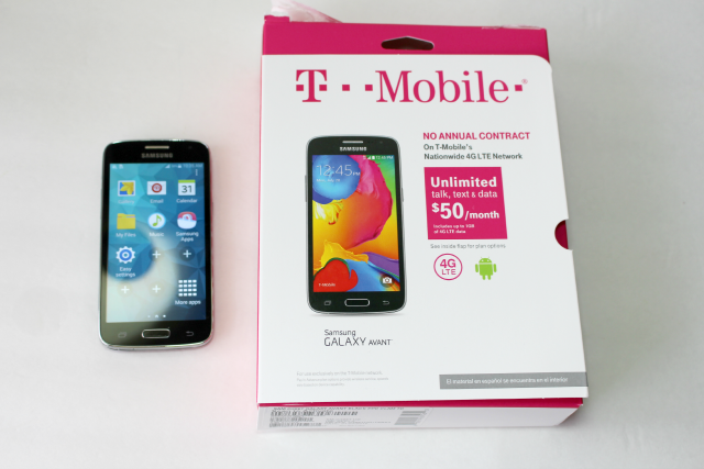 Simply Prepaid Galaxy Avant | T Mobile #ChangingPrepaid