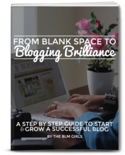 How to Start & Grow A Blog