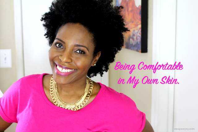 How to Be Comfortable in Your Own Skin | #OpticSmiles
