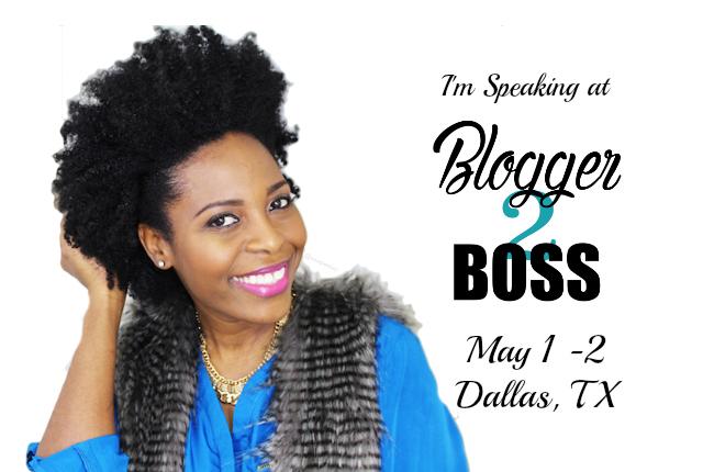 Blogger 2 Boss Conference Dallas, TX