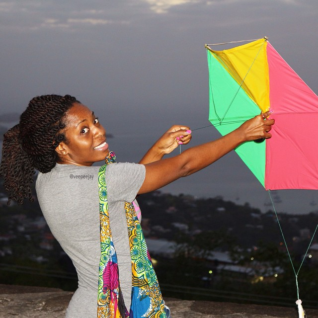 Easter Kite Flying in Grenada