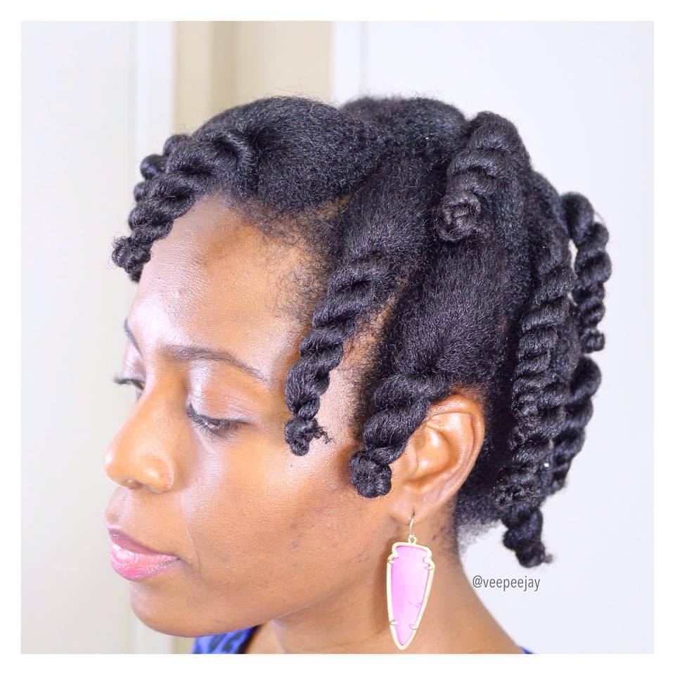 Natural Hair Knots Prevent