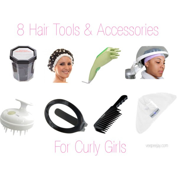 Tools & Accessories for Curly Girls