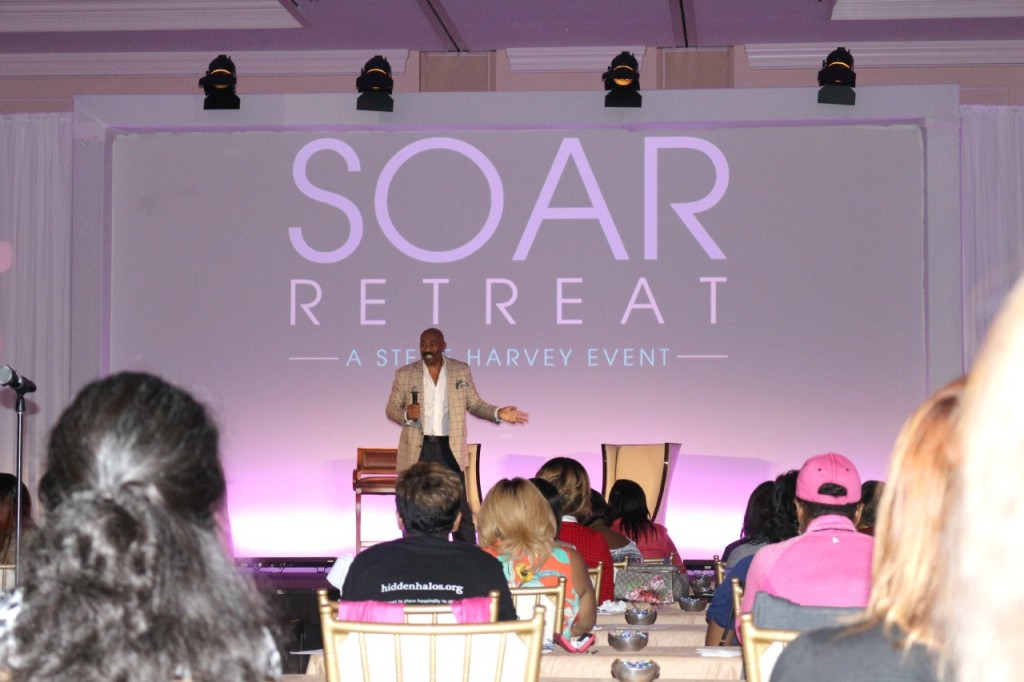 10 Takeaways from Steve Harvey SOAR Retreat