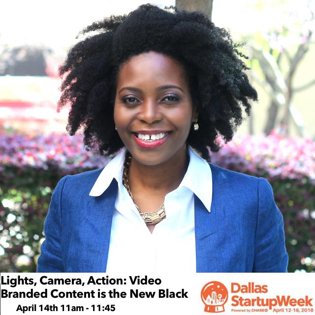 Dallas Startup Week Promo