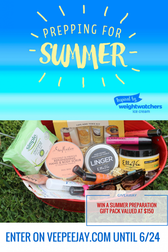 WIN A SUMMER PREPARATION GIFT PACK