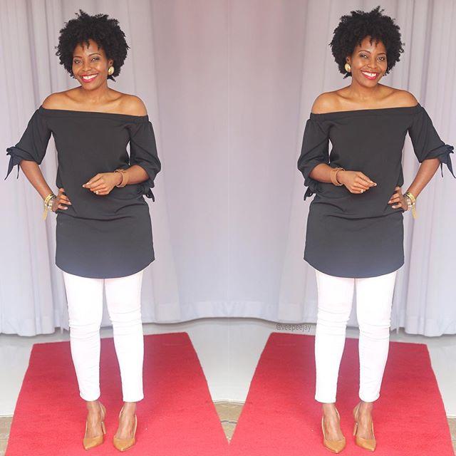 merona-off-the-shoulder-dress-target-brunch-outfit