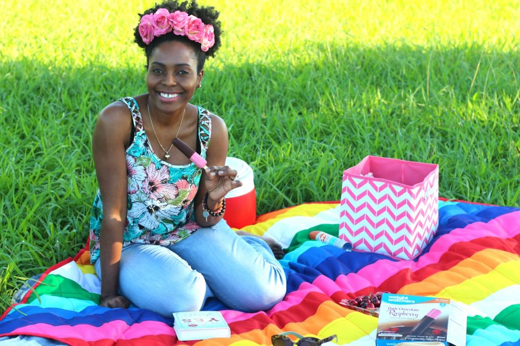 summer-picnics-with-weight-watchers-floral-headband-veepeejay