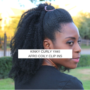 Best Natural Hair Clip Ins